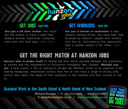 http://www.hanzonjobs.co.nz